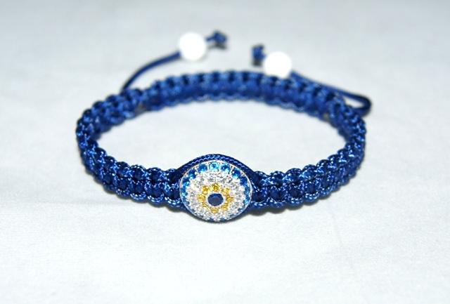Evil Eye Bracelet,good luck bracelet - 505